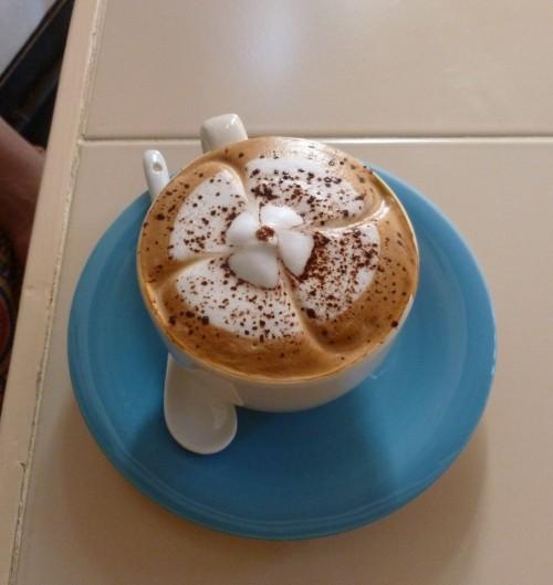 Coffee at Lena's Coffee
