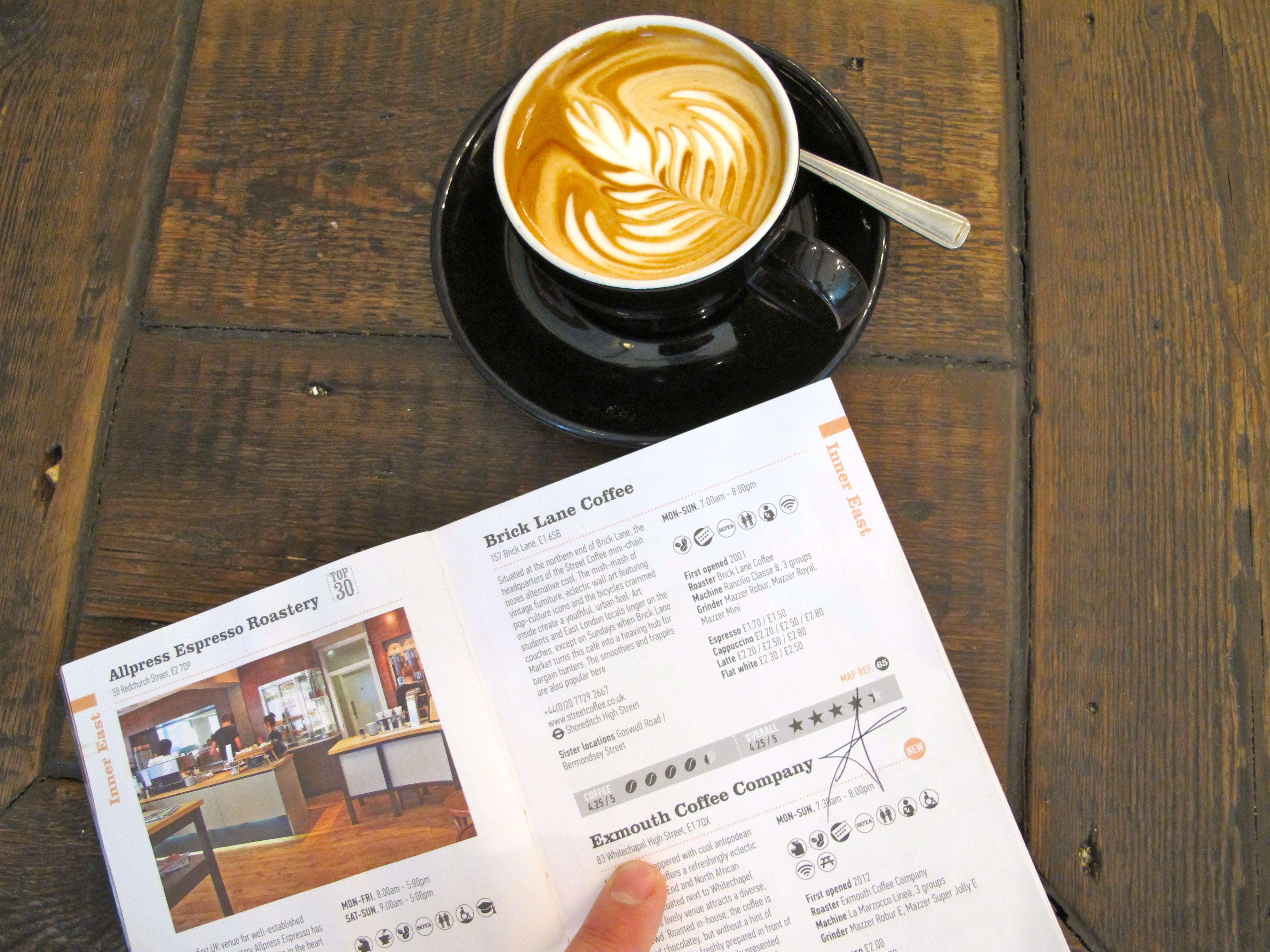 Exmouth Coffee Company London Reviewed By The Coffeevine