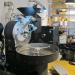 """Coffee roasting - """"She's has a real temper,"""" Ralf told me"""