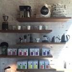 Coffee beans and other equipment for sale