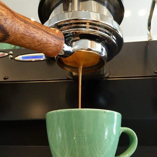 Extracting a perfect espresso