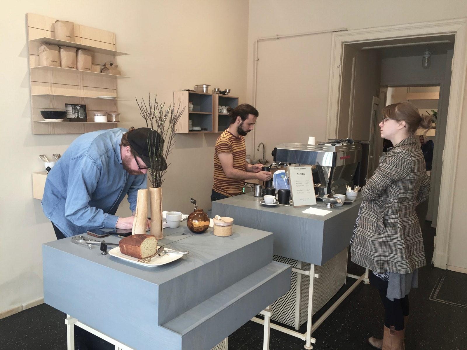 fenster coffee berlin | reviewed by the coffeevine