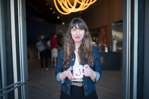 Hipster SF coffee shop owner fires husband after he uses a racial slur at work