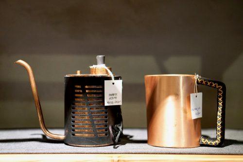 Beautiful kettles