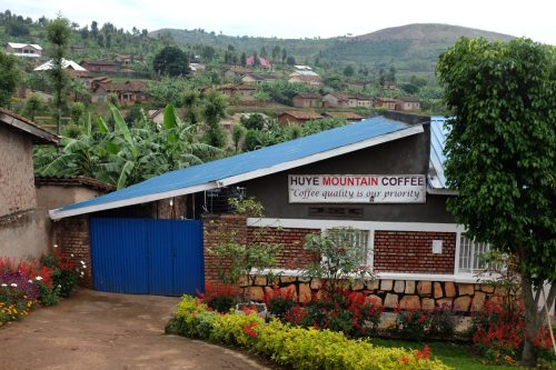 Huye Mountain HQ