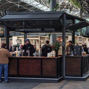 Rosslyn Coffee in London | reviewed by The Coffeevine