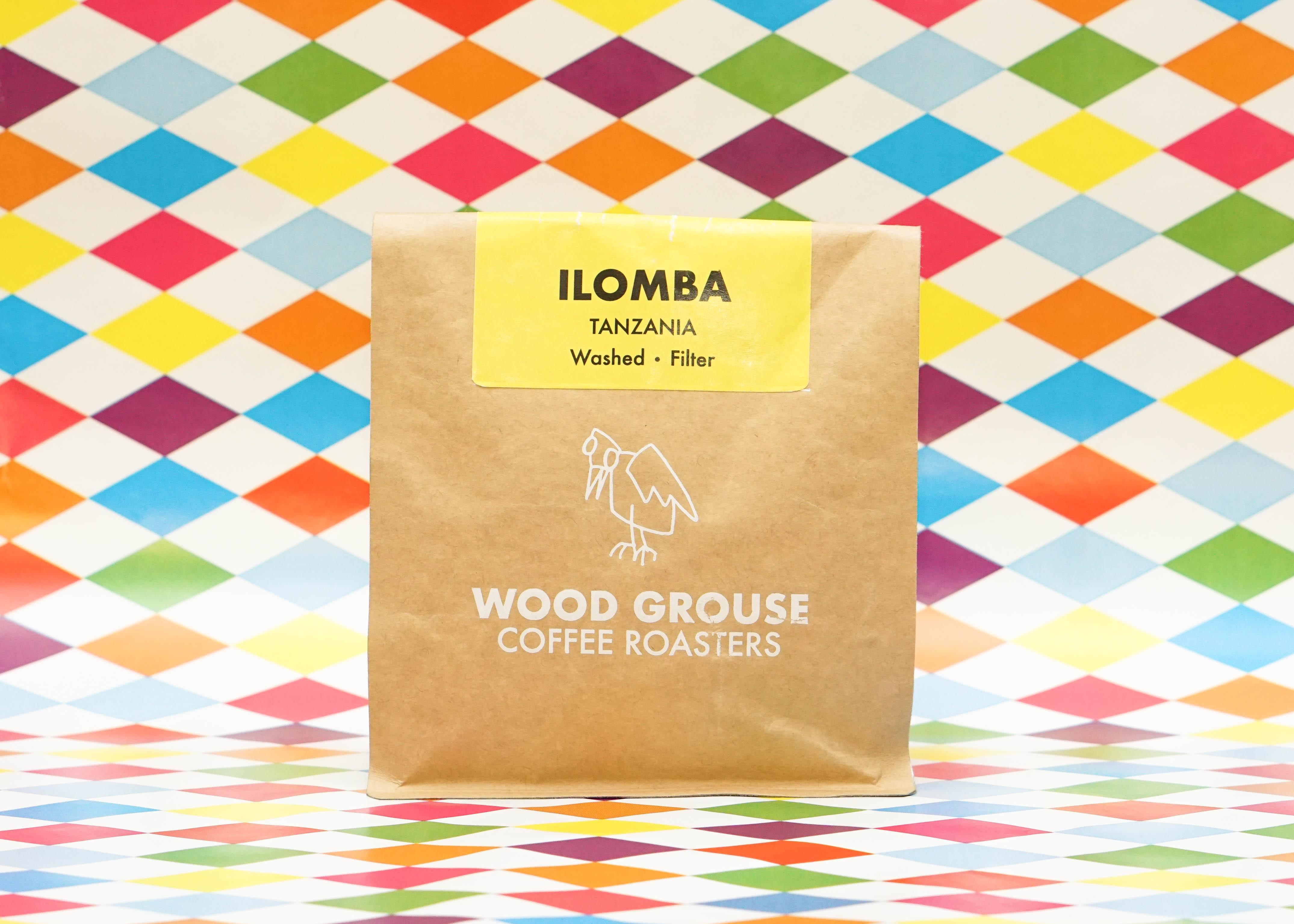 Our coffee from Wood Grouse