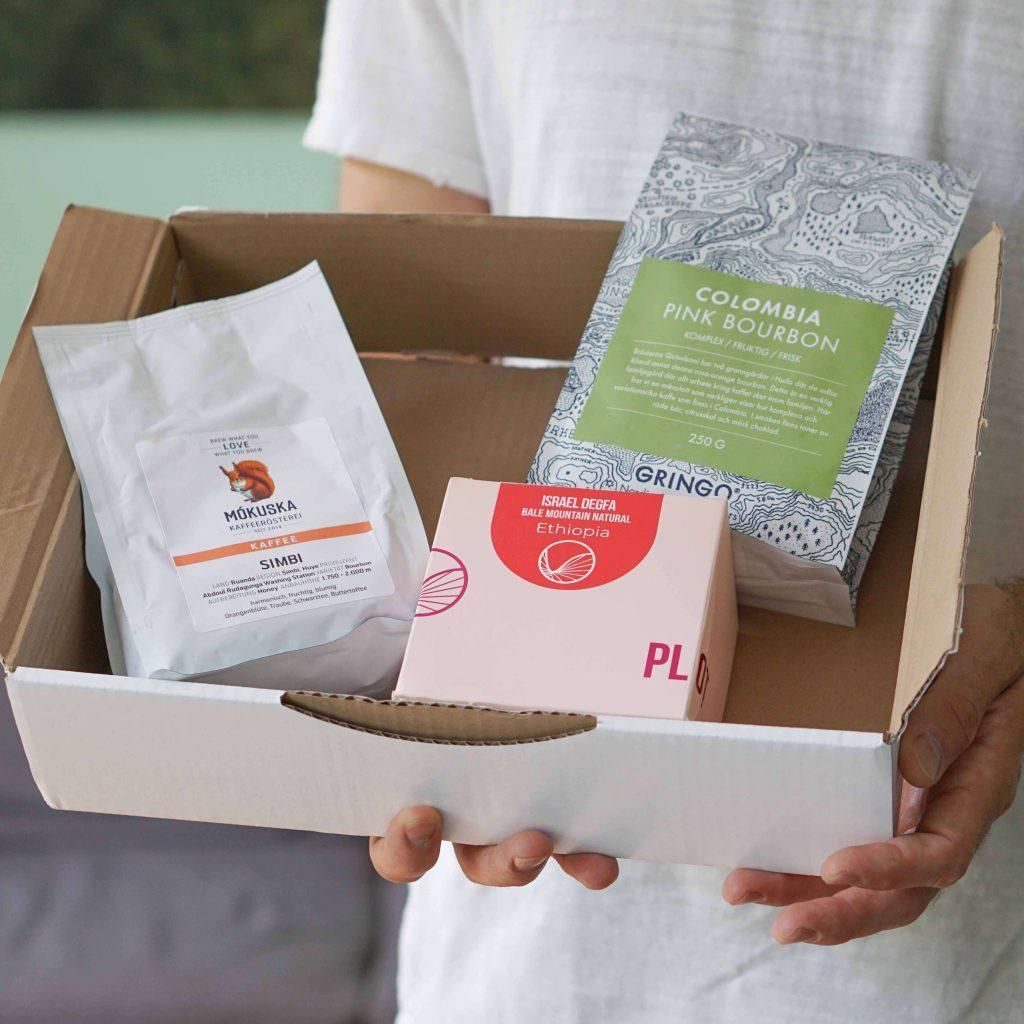 Best coffee subscription Europe - September 2020 box