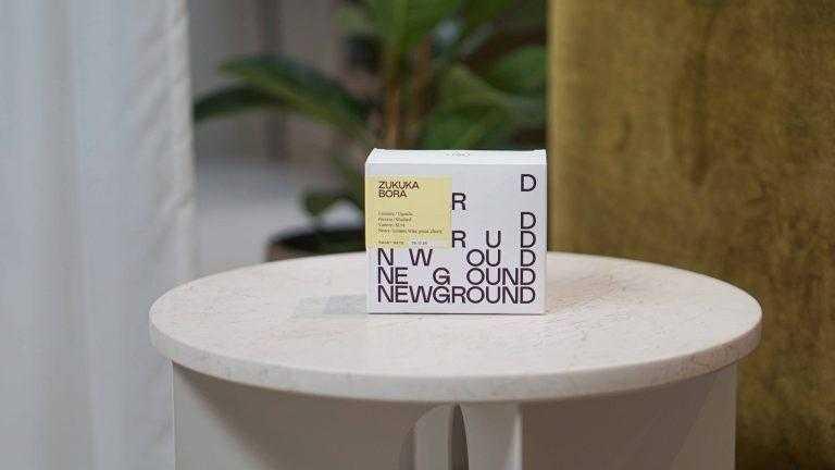 Newground Uganda Zukuka Bora November Coffeevine box